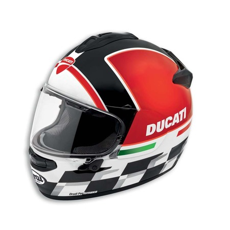 Ducati Checkmate Helmet - Size Small picture