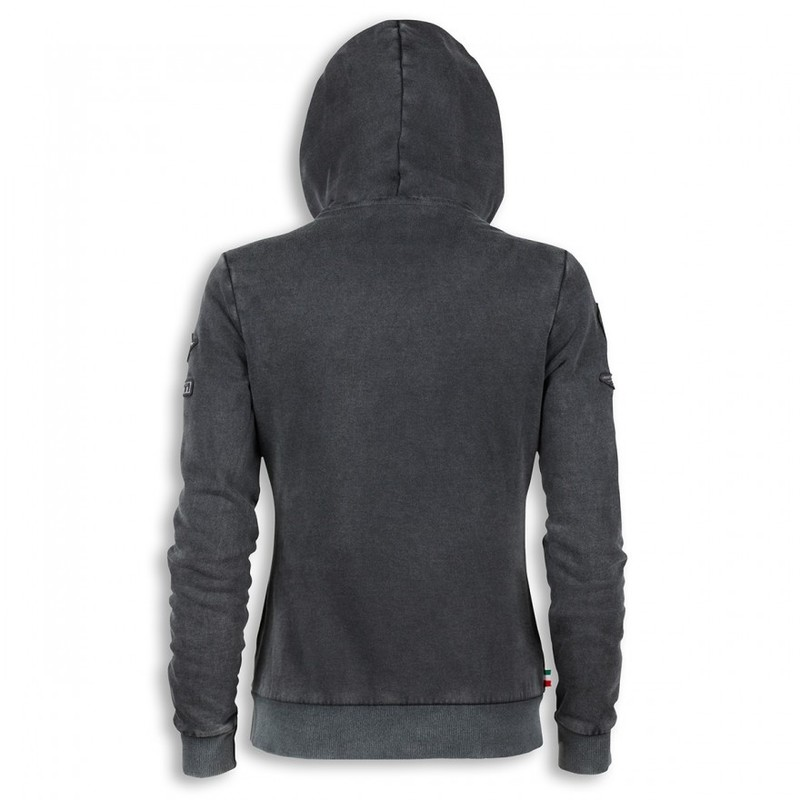 Ducati Historical Hooded Sweatshirt