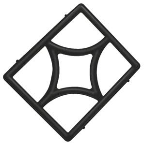 Mini BioFalls® Support Rack picture