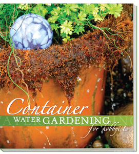 Container Water Gardening Hobbyists Book picture