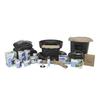 Medium Deluxe Pond Kit 11 x 16 with AquaSurge 2000-4000 Adjustable Flow Pond Pump
