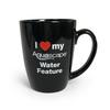 Aquascape Logo Ceramic Coffee Mug