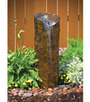 "Natural Mongolian Basalt Column - 36""H"