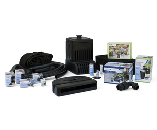 Medium Pondless Waterfall Kit with 16' Stream and AquaSurgePRO 2000-4000 Pump picture