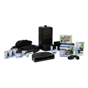 Large Pondless Waterfall Kit 26-feet Stream with SLD 5000-9000 Adjustable Flow Pond Pump picture