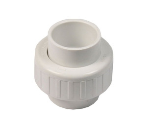 "PVC Union Fitting Slip x Slip 1.5"" picture"