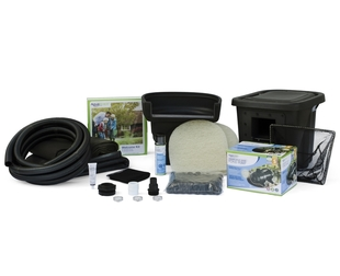 DIY Backyard Pond Kit - 6' x 8' picture