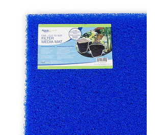 Filter Media Mat | High Density | Blue picture