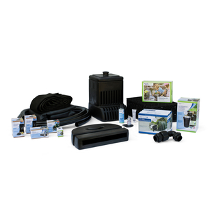 Medium Pondless Waterfall Kit 16-feet Stream with SLD 4000-7000 Adjustable Flow Pond Pump picture