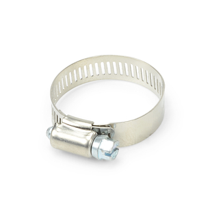 """Stainless Steel Hose Clamp 3/4"""" to 1.75"""" picture"""