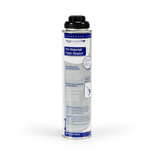Professional Black Waterfall Foam - 24 oz picture