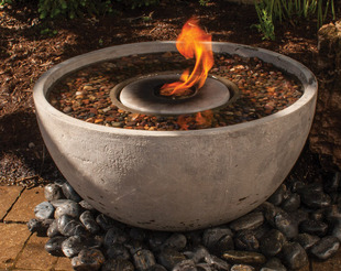 Fire Fountain - Large picture