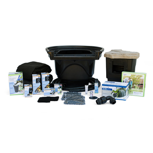 Large Pond Kit 21 x 26 with SLD 5000-9000 Adjustable Flow Pond Pump picture
