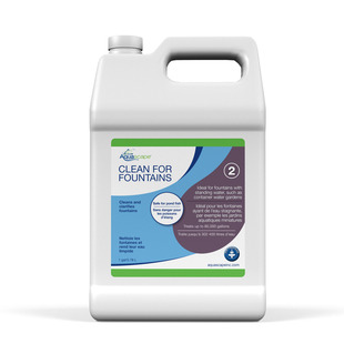 Clean for Fountains - 1 gal / 3.78 L picture