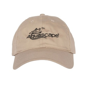 Aquascape Logo Ball Cap (Tan) picture