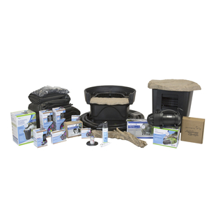 Medium Deluxe Pond Kit 11 x 16 with AquaSurge 2000-4000 Adjustable Flow Pond Pump picture