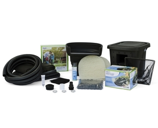 DIY Backyard Pond Kit - 8' x 11' picture