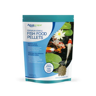 Premium Staple Fish Food Mixed Pellets - 2.2 lbs / 1 kg picture