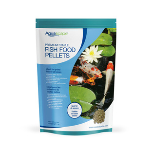 Premium Staple Fish Food Mixed Pellets - 4.4 lbs / 2 kg picture