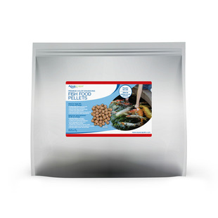 Premium Color Enhancing Fish Food Pellets - 11 lbs / 5 kg picture