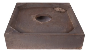 Patio Basin Burnt Umber picture