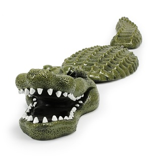 Floating Alligator Decoy picture