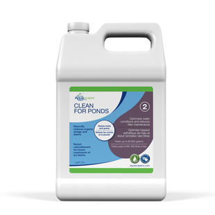 Clean for Ponds - 1 gal / 3.78 L picture