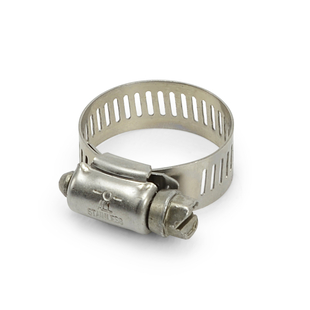 """Stainless Steel Hose Clamp 7/16"""" to 1"""" picture"""