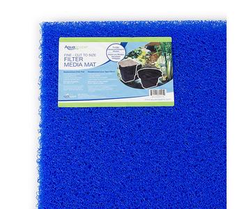 Filter Media Mat | High Density | Blue picture