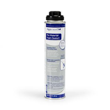 Professional Black Waterfall Foam - 24 oz picture