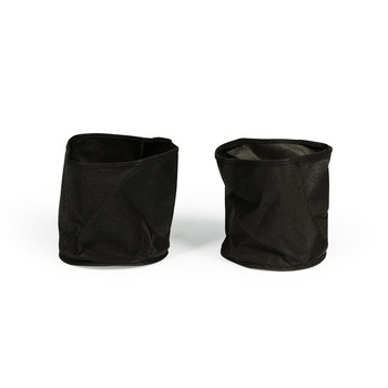 """Fabric Plant Pot 8"""" Round x 6"""" Deep (2 Pack) picture"""