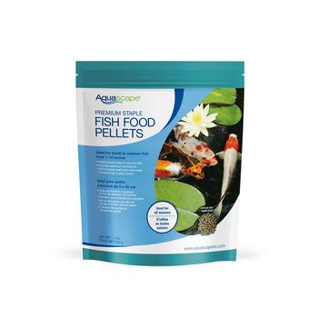 Premium Staple Fish Food Pellets - 1.1 lbs / 500 g picture