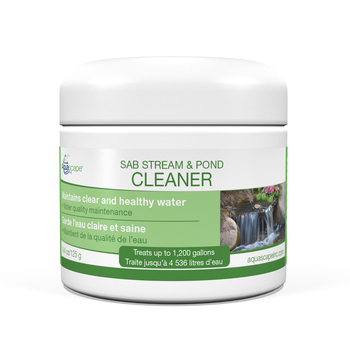 SAB Stream & Pond Cleaner - 4.4 oz. / 125 g picture