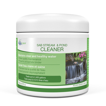SAB Stream & Pond Cleaner - 8.8 oz. / 250 g picture