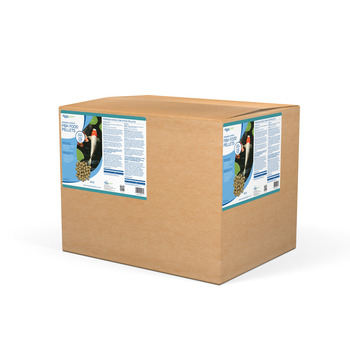 Premium Staple Fish Food Pellets - 44 lbs / 20 kg picture