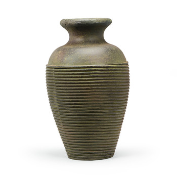 Green Slate Amphora Vase Fountain picture