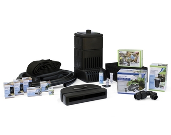 Large Pondless Waterfall Kit with 26' Stream and AquaSurgePRO 4000-8000 Pump picture