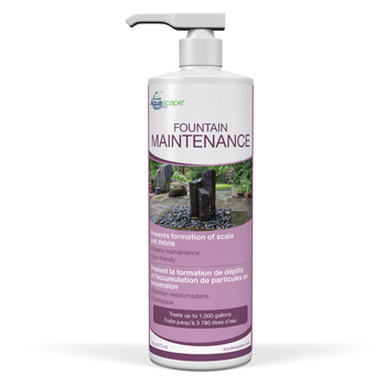 Fountain Maintenance (Liquid) - 16 oz picture