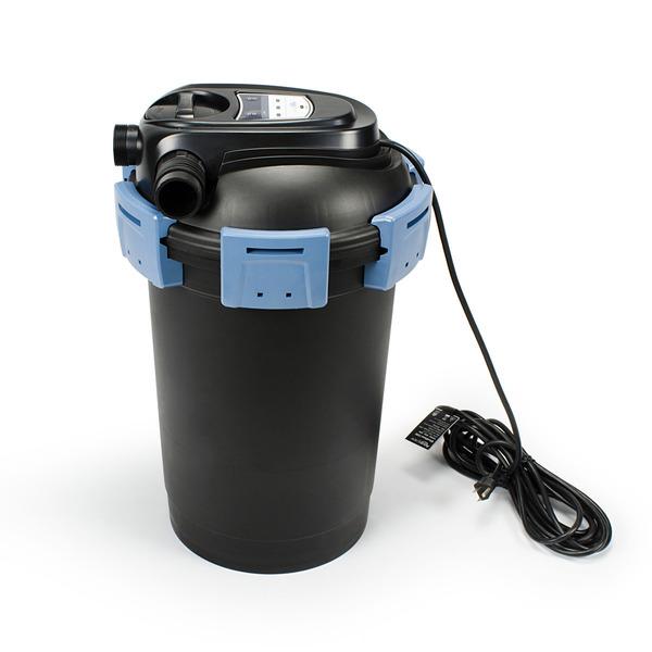 G2 Aquascape 95082 UltraKlean 3500 Pressure Filter Canister Kit