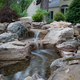 Medium Pondless Waterfall Kit 16-feet Stream with SLD 4000-7000 Adjustable Flow Pond Pump additional picture 1