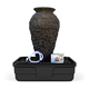 Medium Stacked Slate Urn Landscape Fountain Kit additional picture 1