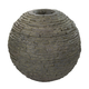 Stacked Slate Sphere - Large additional picture 1