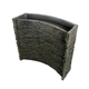 Stacked Slate Spillway Wall Landscape Fountain Kit - 32-inch additional picture 2