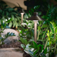 Path and Area 3-Watt LED Landscape Light 6-Pack - Hat Top additional picture 3
