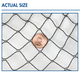 Bulk Protective Pond Netting - 30 feet x 100 feet additional picture 3