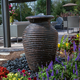 Rippled Urn Fountain - Large additional picture 3