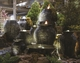 Fire Fountain Add-On Kit for Stacked Slate Urn & Sphere Fountains additional picture 3