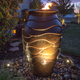 Scalloped Urn Fountain - Medium additional picture 3