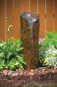 "Natural Mongolian Basalt Column - 30""H"