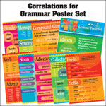 Grammar Poster Set